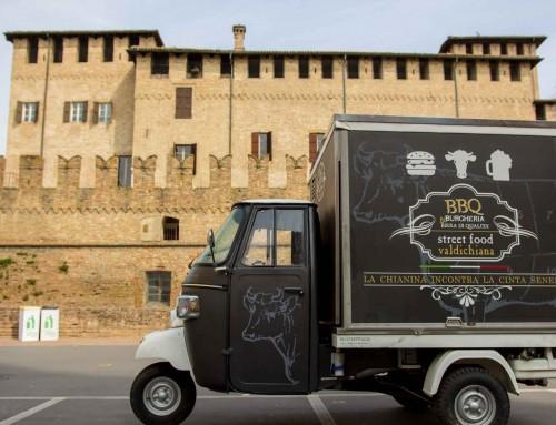 Castle Street Food Festival torna al Castello di Fontanellato