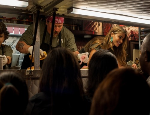 Lo street food nel cinema